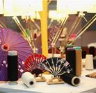 彩丝纱线,昆山明明服饰有限公司新品种