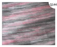 Q144  C21S段染纱