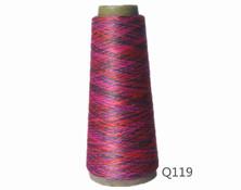 Q119  150D段染纱线