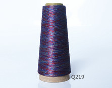 Q219  150D段染纱线
