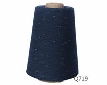 Q719  全棉彩点纱32S