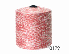 Q179  T21S/2段染纱