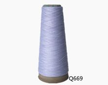 Q669  T65/C35段彩纱21S