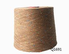 Q1691 全棉彩点纱10S