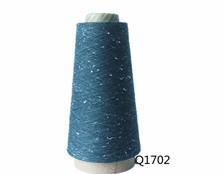 Q1702 TCR竹节彩点纱