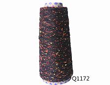Q1172 涤晴彩点纱
